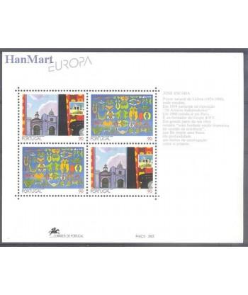 Portugalia 1993 Mi bl 93 Czyste **