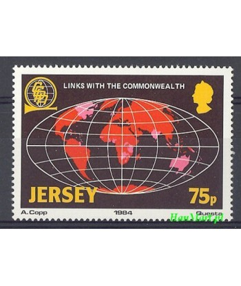 Jersey 1984 Mi 323 Czyste **