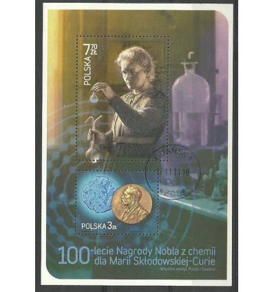 Polska 2011 Mi bl 201 Fi bl 233...