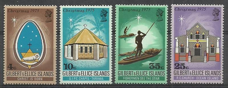 Gilbert Ellice Islands 1975 Mi...