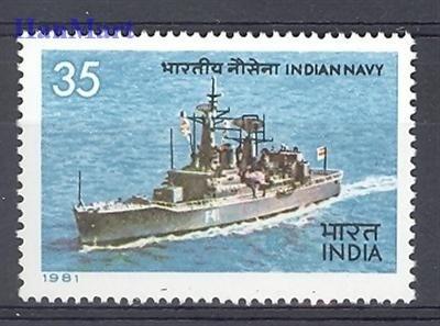 Indie 1981 Mi 892 Czyste **