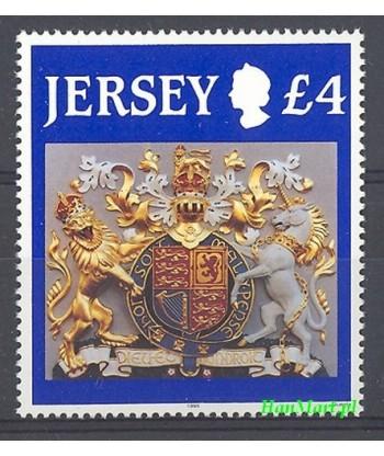 Jersey 1995 Mi 687 Czyste **