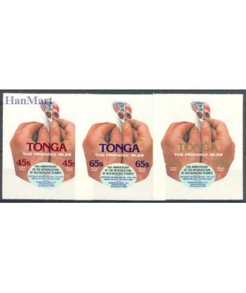 Tonga 1979 Mi 192-194 Czyste **