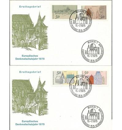 Germany - Federal Republic 1975 Mi...