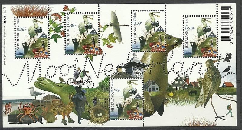 Holandia 2006 Mi ark 2400 Czyste **
