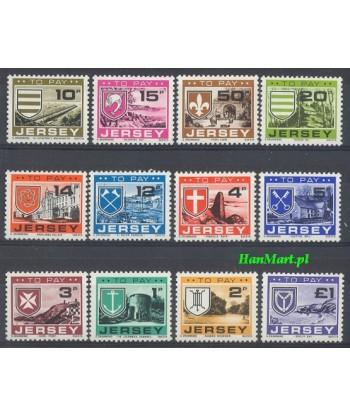 Jersey 1978 Mi 21-32 Czyste **