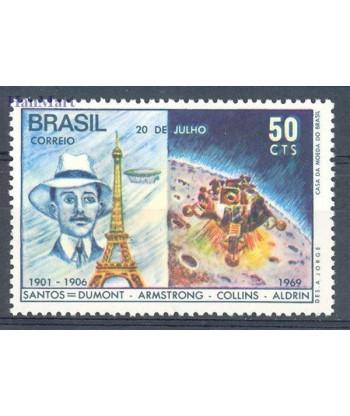 Brazylia 1969 Mi 1231 Czyste **