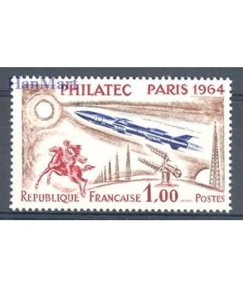 Francja 1964 Mi 1480 Czyste **