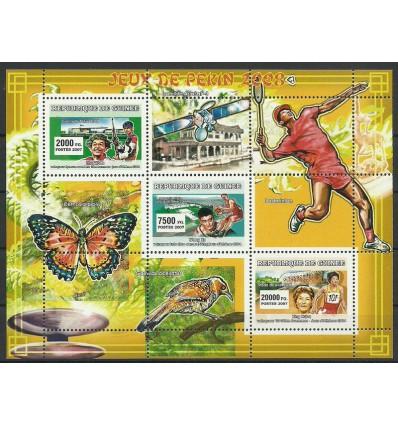 Gwinea 2007 Mi ark 4566-4568 Czyste **