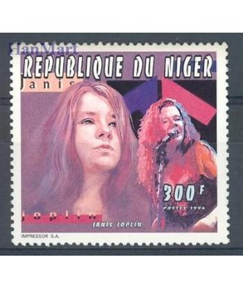 Niger 1996 Mi 1191 Czyste **