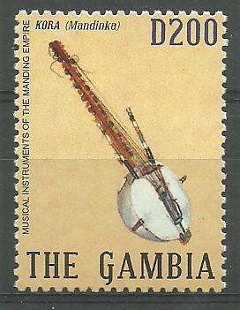 Gambia 2010 Mi 6261 Czyste **