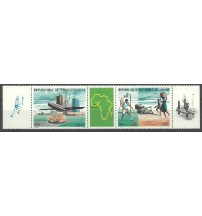 Wybrzeże Kości Słoniowej 1985 Mi...