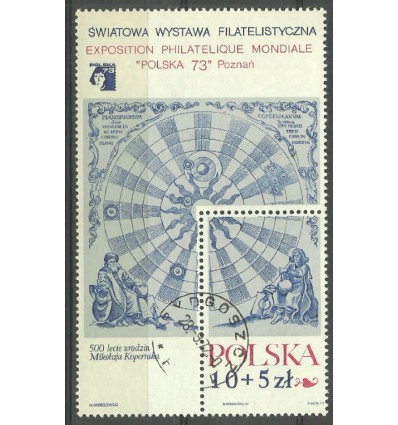 Polska 1972 Mi bl 52 Fi bl 90...