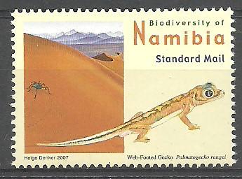 Namibia 2007 Mi 1218Ay Czyste **