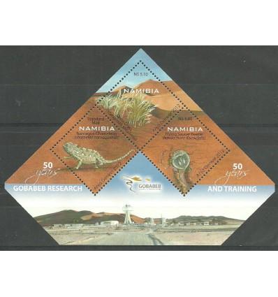 Namibia 2012 Mi bl 81 Czyste **