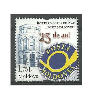 Mołdawia 2018 Mi 1062 Czyste **
