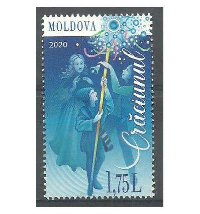 Moldova 2020 Mi (2020-12) MNH