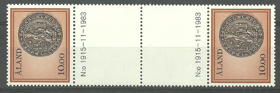 Åland Islands 1984 Mi 6 MNH