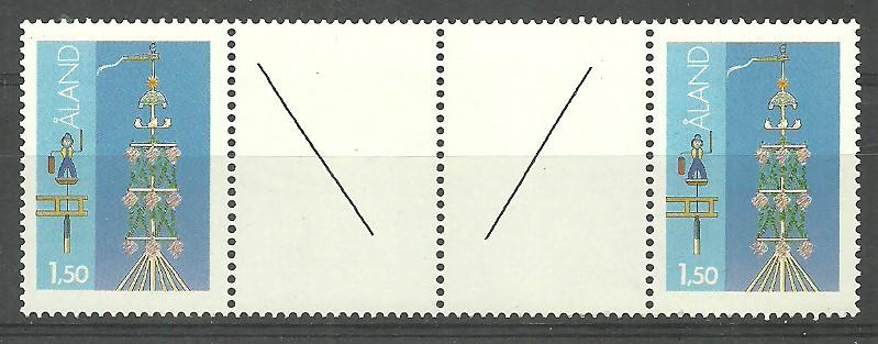Åland Islands 1985 Mi 10x MNH