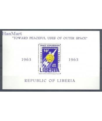Liberia 1963 Mi bl 27 Czyste **
