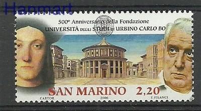San Marino 2006 Mi 2275 Czyste **