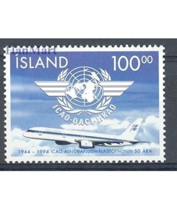 Islandia 1994 Mi 815 Czyste **