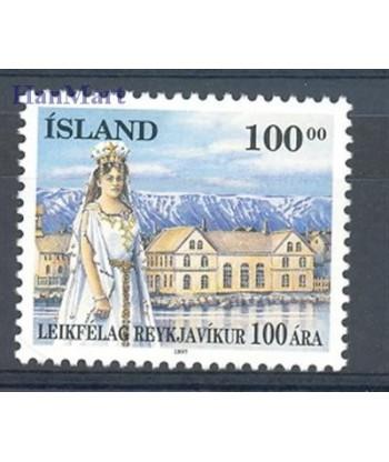Islandia 1997 Mi 875 Czyste **
