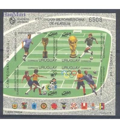 Uruguay 1996 Mi gesbl 72 MNH