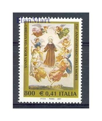 Włochy 2001 Mi 2745 Czyste **