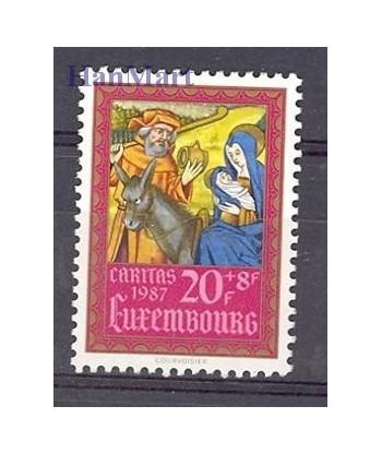 Luksemburg 1987 Mi 1189 Czyste **