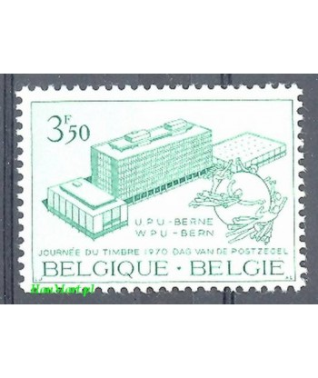 Belgia 1970 Mi 1586 Czyste **