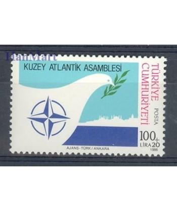 Turcja 1986 Mi 2764 Czyste **