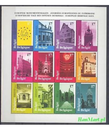 Belgia 1998 Mi 2815-2826 Czyste **