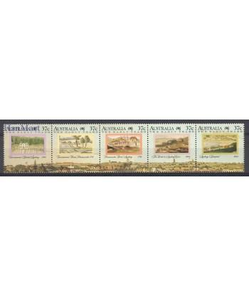 Australia 1988 Mi 1106-1110 Czyste **