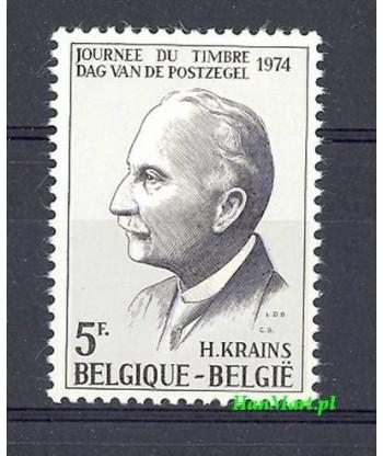 Belgia 1974 Mi 1765 Czyste **