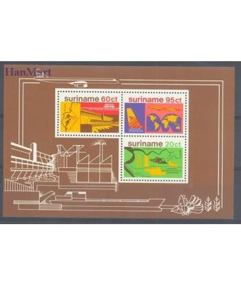 Surinam 1978 Mi bl 21 Czyste **