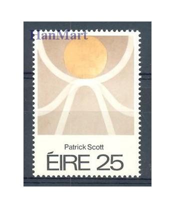 Irlandia 1980 Mi 429 Czyste **