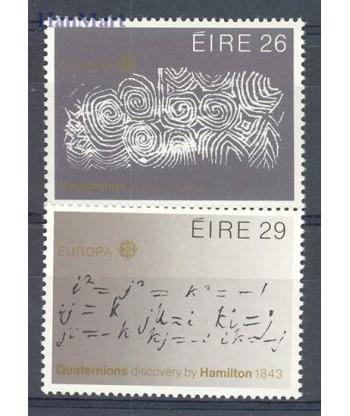 Irlandia 1983 Mi 508-509 Czyste **