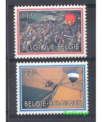 Belgia 1983 Mi 2146-2147 Czyste **