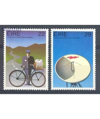 Irlandia 1983 Mi 520-521 Czyste **