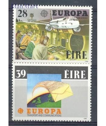Irlandia 1988 Mi 650-651 Czyste **