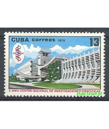 Kuba 1975 Mi 2063 Czyste **