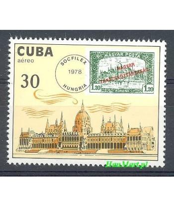 Kuba 1978 Mi 2293 Czyste **