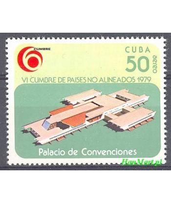 Kuba 1979 Mi 2428 Czyste **