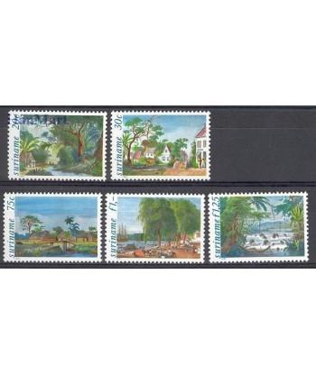 Surinam 1981 Mi 957-961 Czyste **