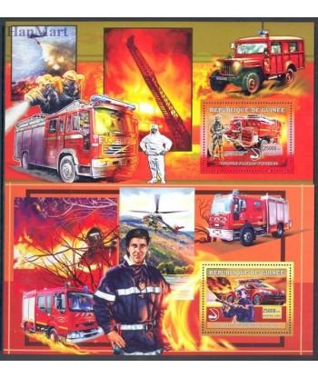 Gwinea 2006 Mi 1072-1074 Czyste **
