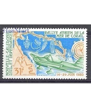 Nowa Kaledonia 1980 Mi 649 Czyste **