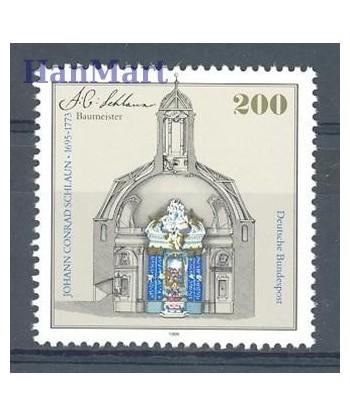 Niemcy 1995 Mi 1787 Czyste **