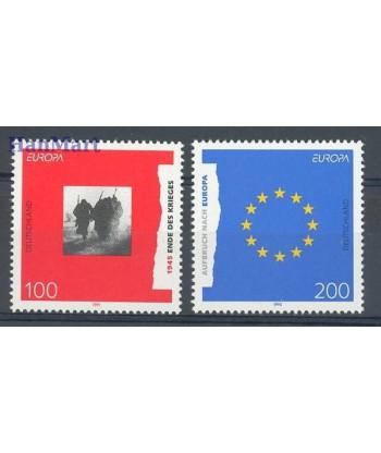 Niemcy 1995 Mi 1790-1791 Czyste **