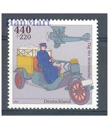 Niemcy 1997 Mi 1947 Czyste **